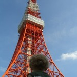 Tokyo Tower vs Toddler