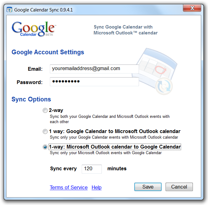Syncronize Outlook Calendar With Google And Android Calendars True